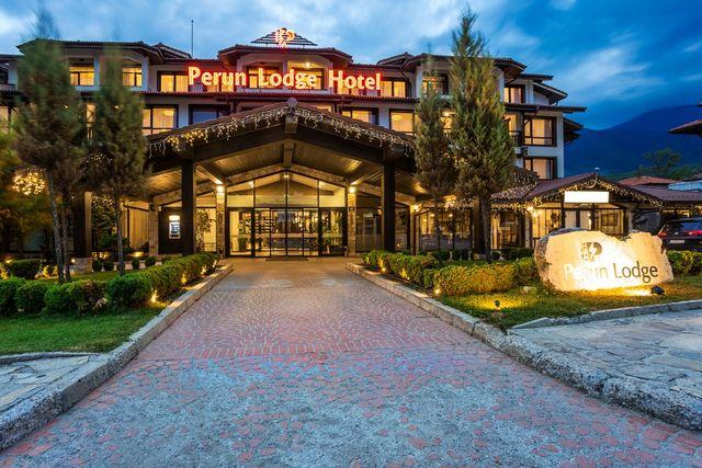 Hôtel Perun Lodge